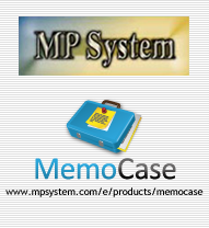 MemoCase welcome !